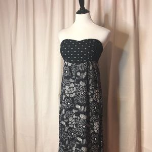 Black and white Sundress from Roxy